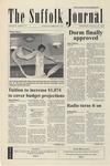 Newspaper- Suffolk Journal Vol. 61, No. 17, 2/20/2002