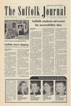 Newspaper- Suffolk Journal Vol. 61, No. 18, 2/27/2002