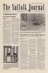 Newspaper- Suffolk Journal Vol. 61, No. 19, 3/6/2002