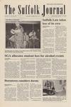 Newspaper- Suffolk Journal Vol. 61, No. 20, 3/13/2002
