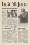 Newspaper- Suffolk Journal Vol. 61, No. 22, 4/3/2002