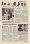 Newspaper- Suffolk Journal Vol. 61, No. 23, 4/10/2002
