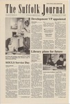 Newspaper- Suffolk Journal Vol. 61, No. 24, 4/17/2002