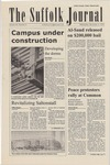 Newspaper- Suffolk Journal Vol. 62, No. 2, 11/06/2002