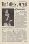 Newspaper- Suffolk Journal Vol. 62, No. 4, 11/20/2002