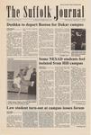 Newspaper- Suffolk Journal Vol. 62, No. 5, 12/04/2002