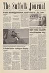 Newspaper- Suffolk Journal Vol. 62, No. 6, 1/22/2003