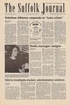 Newspaper- Suffolk Journal Vol. 62, No. 7, 1/29/2003