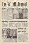 Newspaper- Suffolk Journal Vol. 62, No. 8, 2/5/2003