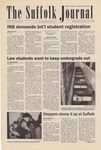 Newspaper- Suffolk Journal Vol. 62, No. 9, 2/12/2003