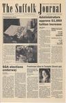Newspaper- Suffolk Journal Vol. 62, No. 10, 2/26/2003