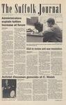 Newspaper- Suffolk Journal Vol. 62, No. 11, 3/5/2003