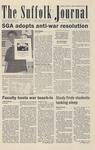 Newspaper- Suffolk Journal Vol. 62, No. 12, 3/12/2003