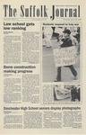 Newspaper- Suffolk Journal Vol. 62, No. 13, 3/26/2003