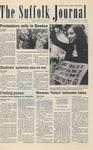 Newspaper- Suffolk Journal Vol. 62, No. 14, 4/2/2003