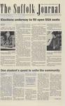 Newspaper- Suffolk Journal Vol. 64, No. 3, 9/24/2003