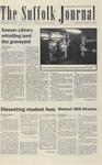 Newspaper- Suffolk Journal Vol. 64, No. 4, 10/01/2003