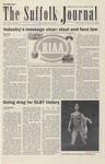 Newspaper- Suffolk Journal Vol. 64, No. 5, 10/08/2003