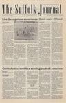 Newspaper- Suffolk Journal Vol. 64, No. 12, 12/03/2003
