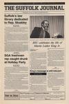 Newspaper- Suffolk Journal Vol. 59, No. 13, 01/26/2000