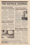 Newspaper- Suffolk Journal Vol. 59, No. 14, 02/02/2000