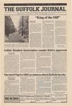 Newspaper- Suffolk Journal Vol. 59, No. 15, 02/09/2000