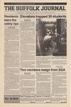 Newspaper- Suffolk Journal Vol. 59, No. 17, 2/23/2000