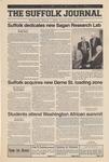 Newspaper- Suffolk Journal Vol. 59, No. 18, 3/1/2000