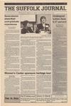 Newspaper- Suffolk Journal Vol. 59, No. 19, 3/8/2000