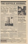 Newspaper- Suffolk Journal Vol. 59, No. 20, 3/29/2000