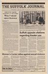 Newspaper- Suffolk Journal Vol. 59, No. 22, 4/12/2000