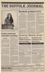 Newspaper- Suffolk Journal Vol. 59, No. 23, 4/19/2000