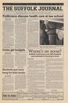 Newspaper- Suffolk Journal Vol. 59, No. 24, 4/26/2000
