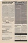 Newspaper- Suffolk Journal Vol. 60, No. 3, 9/27/2000