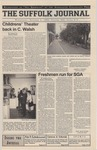 Newspaper- Suffolk Journal Vol. 60, No. 4, 10/04/2000