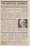 Newspaper- Suffolk Journal Vol. 60, No. 5, 10/18/2000
