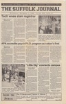 Newspaper- Suffolk Journal Vol. 60, No. 7, 11/01/2000