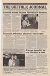 Newspaper- Suffolk Journal Vol. 60, No. 9, 11/15/2000