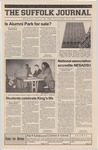 Newspaper- Suffolk Journal Vol. 60, No. 12, 1/24/2001