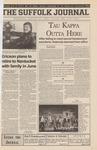 Newspaper- Suffolk Journal Vol. 60, No. 13, 1/31/2001