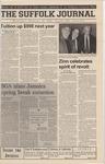 Newspaper- Suffolk Journal Vol. 60, No. 15, 2/14/2001