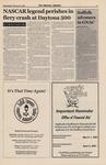 Newspaper- Suffolk Journal Vol. 60, No. 16, 2/21/2001