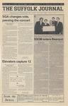 Newspaper- Suffolk Journal Vol. 60, No. 17, 2/28/2001