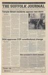 Newspaper- Suffolk Journal Vol. 60, No. 18, 3/21/2001