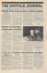 Newspaper- Suffolk Journal Vol. 61, No. 1, 9/12/2001