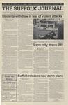 Newspaper- Suffolk Journal Vol. 61, No. 2, 09/19/2001