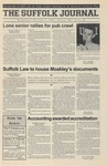 Newspaper- Suffolk Journal Vol. 61, No. 4, 10/03/2001