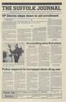 Newspaper- Suffolk Journal Vol. 61, No. 5, 10/10/2001