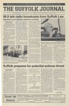 Newspaper- Suffolk Journal Vol. 61, No. 6, 10/17/2001