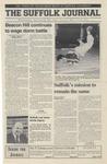 Newspaper- Suffolk Journal Vol. 61, No. 10, 11/28/2001